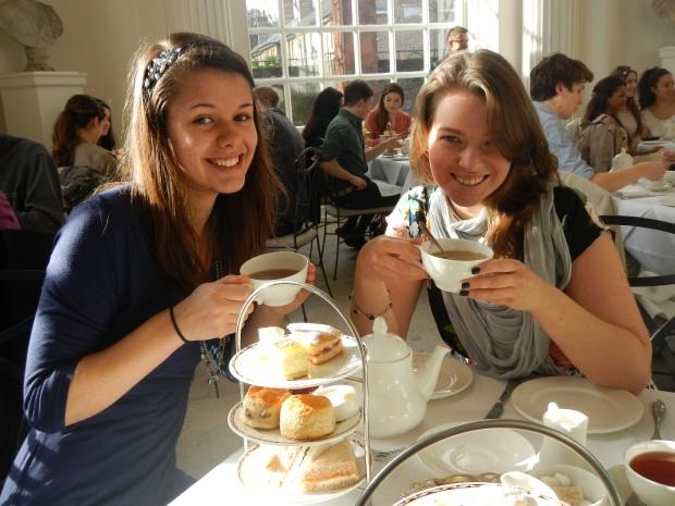 Tea Time in London