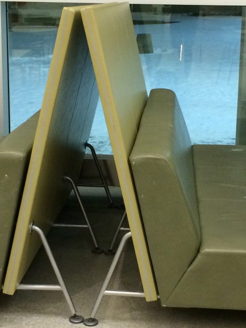 Triangle Chairs