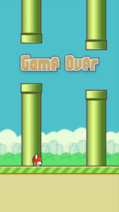 Flappy Bird Fail