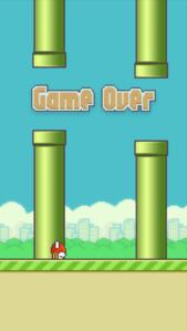 Flappy Bird Fail