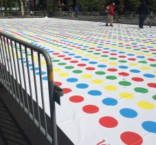 Giant Twister in Cincinnati