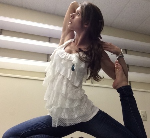 Mermaid Pose - September 2014