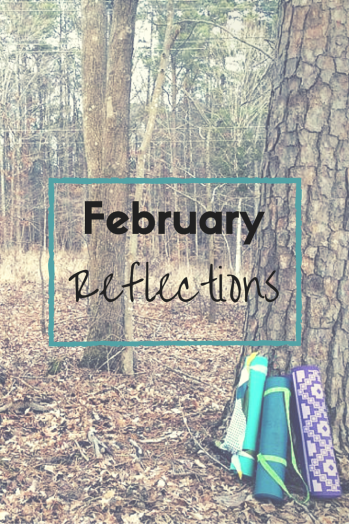 February Reflection