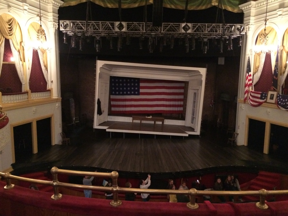 Washington D.C., Ford's Theater