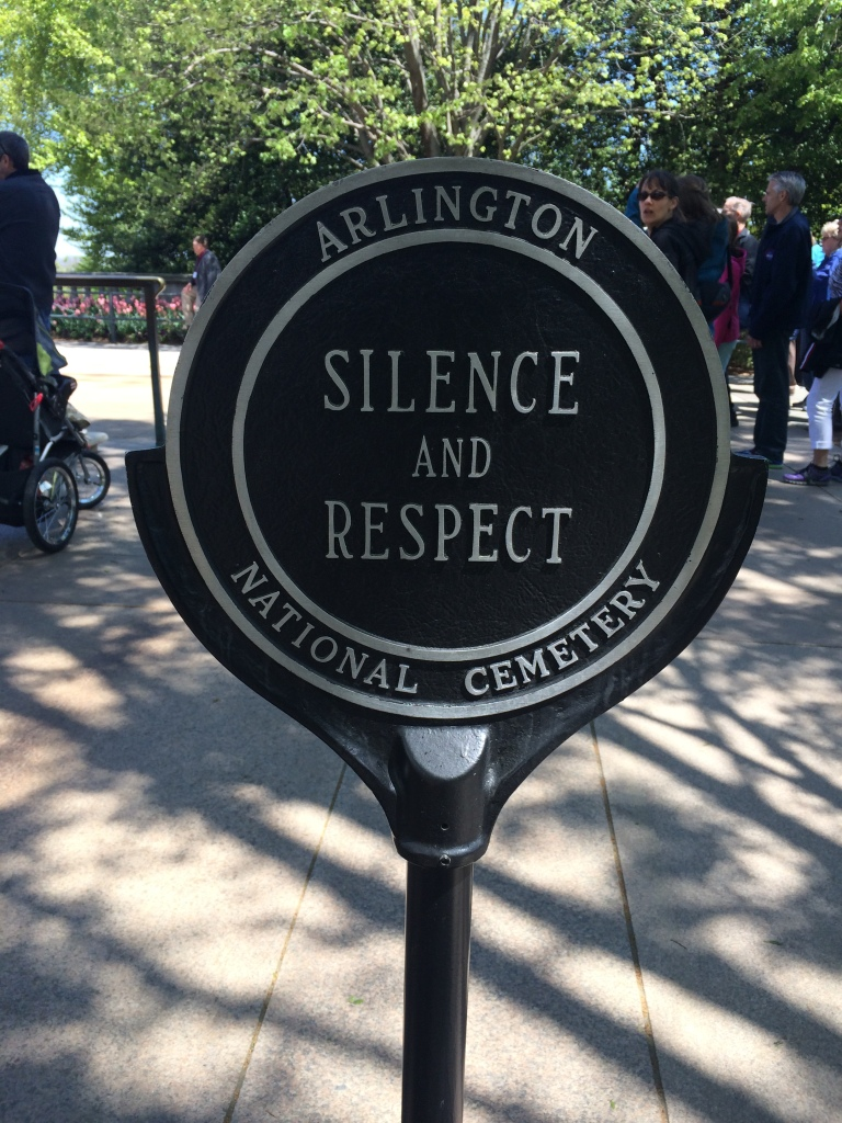 Washington D.C., Arlington Cemetery