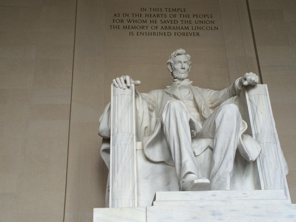Washington D.C., Lincoln Memorial