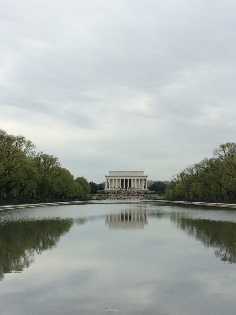 Washington D.C., Lincoln Memorial