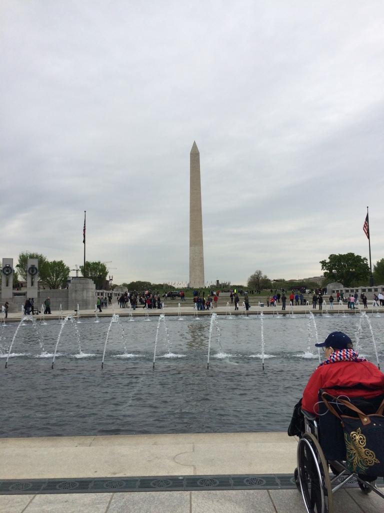 Washington D.C., WWII Memorial