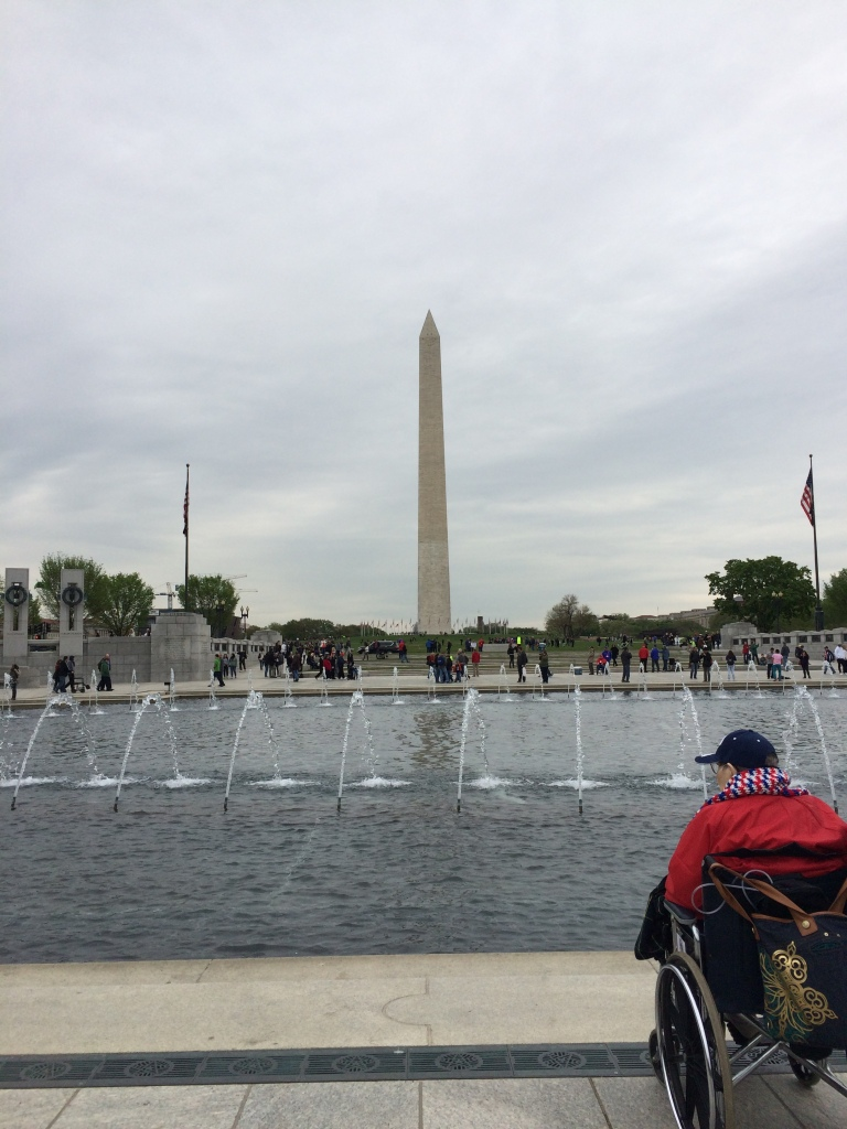Washington D.C., WWII Memorial