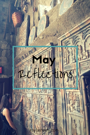 May Reflections
