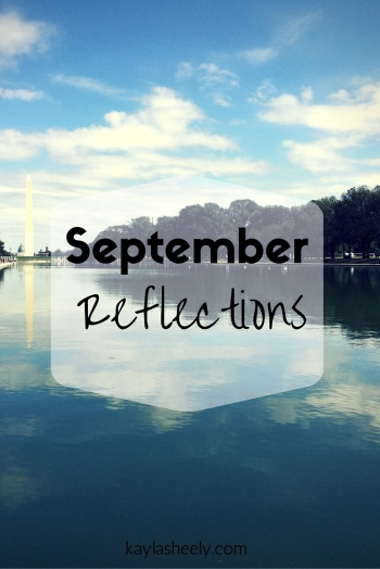 September Reflections