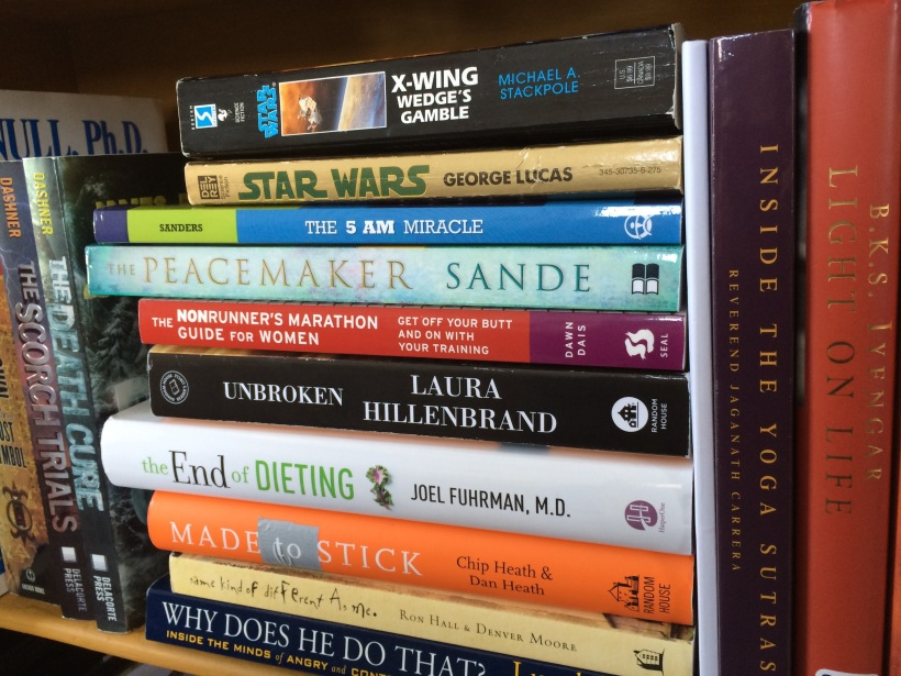 Book to Read in 2016
