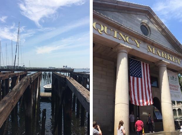 Exploring Boston, Quincy Market