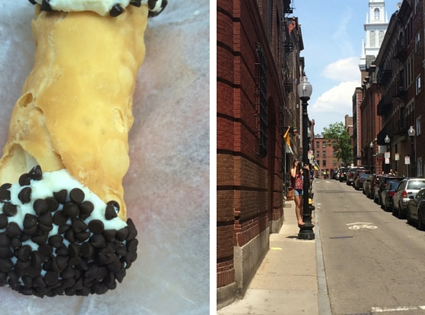 Exploring Boston, Mike's Pastry