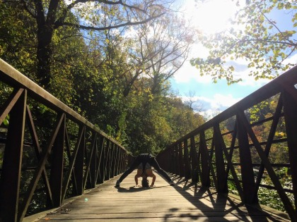 Hiking the Green Ribbon Trail