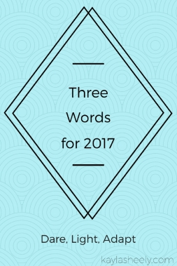 three-words-for-2017