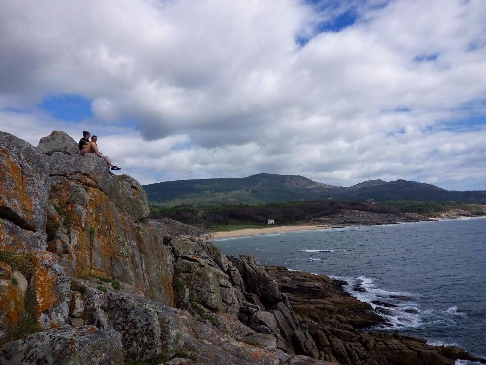 Baroña, Galicia, Spain