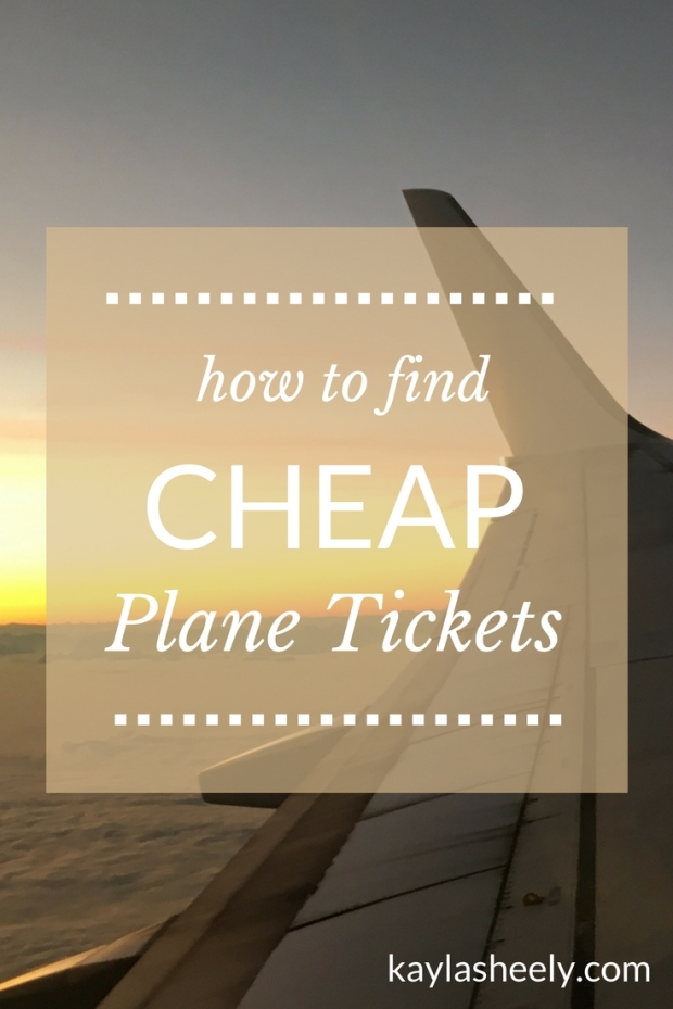 how_to_find_cheap_plane_tickets
