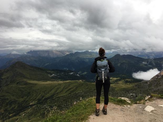 Rifugio in the Dolomites