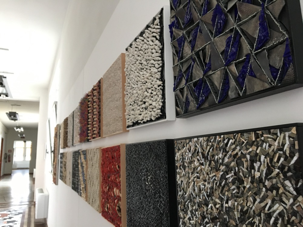 Mosaic School in Spilimbergo