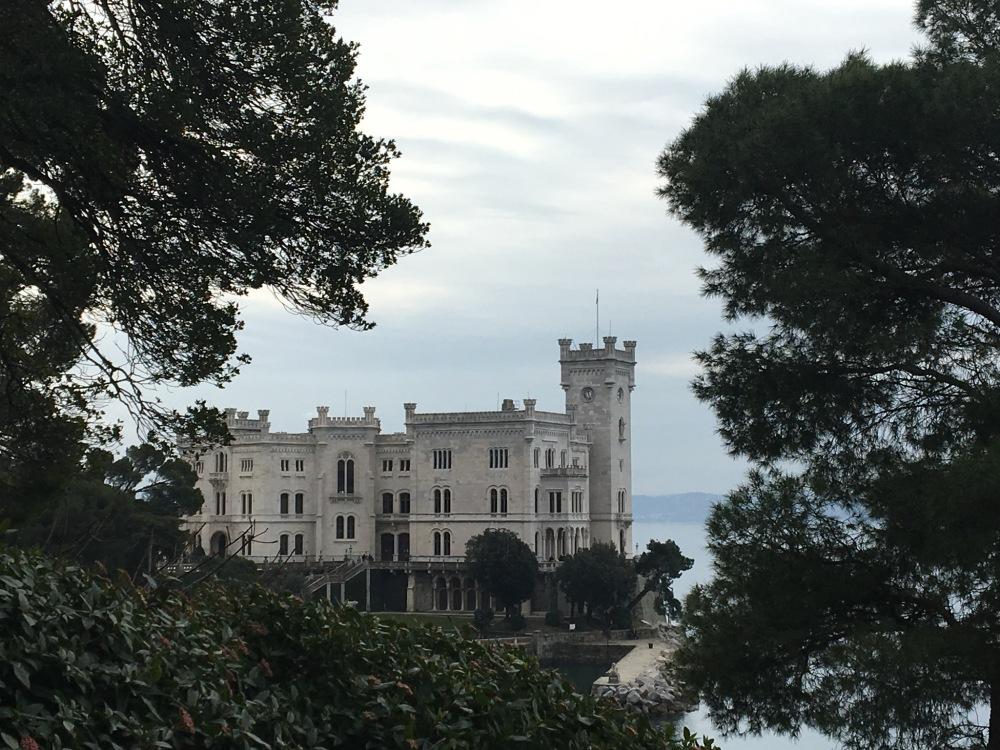 Miramire Castle, Trieste